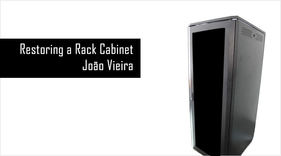 Restoring a Rack Cabinet