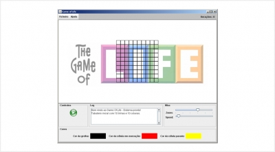 Game Of Life JAVA Application